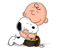 Two of the most famous Comic-Characters in the History. Snoopy and Charlie Brown Snoopy Love, Snoopy E Woodstock, Charlie Brown Snoopy, Snoopy Hug, Charlie Brown Quotes, Charlie Brown Characters, Cartoon Sketches, Cartoon Art, Snoopy Drawing