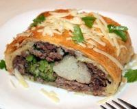 Рецепты мясных рулетов с фото от наших кулинаров - простые и вкусные рецепты