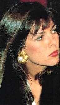 princess caroline in her younger days