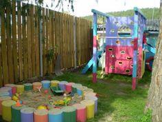 как обустроить детскую площадку на даче своими руками фото: 12 тыс изображений найдено в Яндекс.Картинках