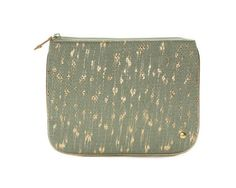 Palm Springs Large Flat Pouch