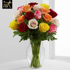 FTD Enchanting Rose Bouquet E4-4820