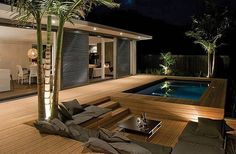 pool and deck - in my florida dream house