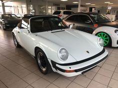 Porsche Porsche 911 SC 3.0 Cabrio H-Zulassung