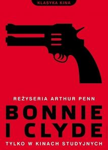 Bonnie and Clyde, Polish Movie Poster