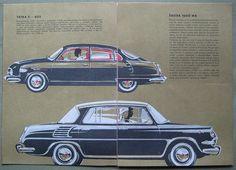 Car advertising, Czechoslovakia