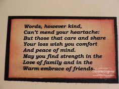 ... Sympathy Messages For Funeral Message Loss Card Ideas Of Friend Viewing Gallery What To Say On ...