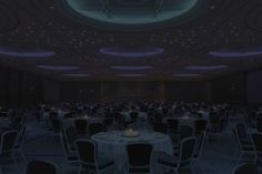 3D Visualization for the Hospitality Industry.