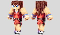 Kairi Skin para Minecraft