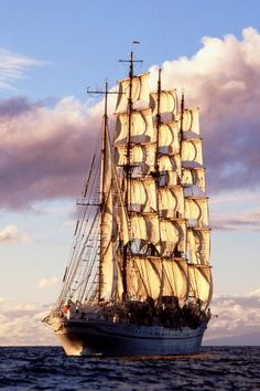 sailing-ship WOW is she beautiful or what?