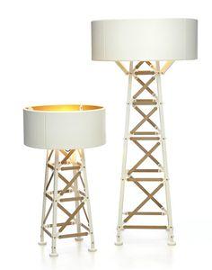 Geconstrueerde lamp van Joost van Bleiswijk   | roomed.nl