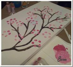 Canvas Painting For My New Room Canvas paintings Acrylics and