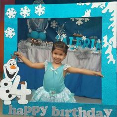 photo frame frozen: