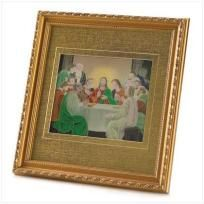 LAST SUPPER LED PLAQUE - FREE SHIPPING $27.00