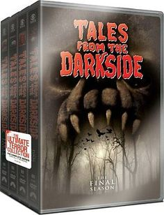 TALES FROM THE DARKSIDE COMPLETE SERIES 1 2 3 4 New DVD