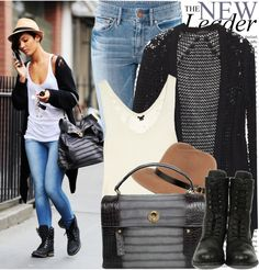 """399. Celebrity Style: Frankie Sandford"" by chocolatepumma ❤ liked on Polyvore"