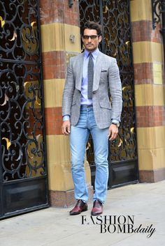 Real Street Style: London's Mens Spring 2015 Collections Day 2 - The Fashion Bomb Blog : Celebrity Fashion, Fashion News, What To Wear, Runw...
