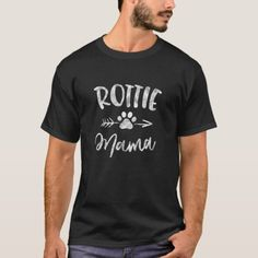Rottie Mama Gifts Rottweiler Lover Owner Gifts Dog T-Shirt   rottweiler funny, rottweiler puppy german, rottweiler in snow #rottweilerpuppies #rottweilerland #rottweilersofficial Rottweiler Funny, Rottweiler Puppies, German Rottweiler, Mommy Humor, Gotcha Day, Mothers Day T Shirts, Therapy Dogs, Grandma Gifts, Dog Gifts