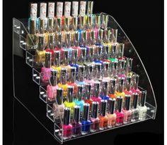 Customized acrylic cosmetic display rack make up display cosmetic display…