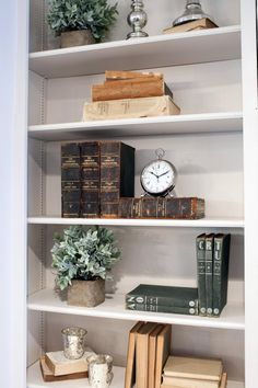 Create A Bookcase Piled High With Personality And Style | Pinterest |  Shelves, Key And Wallpaper