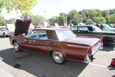 61 Lincoln Continental | Flickr - Photo Sharing!