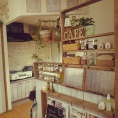 Best Interior Home Design Trends For 2020 - Interior Design Ideas Rustic Home Design, Diy Design, Interior Design, Shop Counter Design, Japanese Kitchen, Kitchen Time, Coffee Shop Design, Space Interiors, Kitchen Models