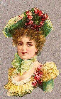 Victorian Lady