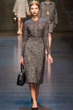 Dolce&Gabbana Womenswear Fall/Winter 2013/2014 25