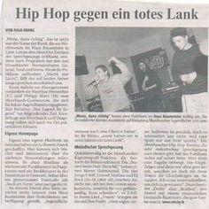 Zeitungsartikel über die WDR Crew