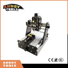 253.20$ Watch now - New ANNOYTOOLS CNC DIY engraving machine 3axis mini Pcb Milling Machine, Wood Carving machine, cnc router GRBL control