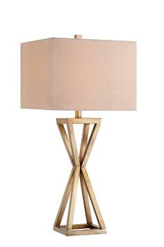Add a geometric element with our Geo Light Lamp, perfect for a home office, no matter what hours you're at your desk.