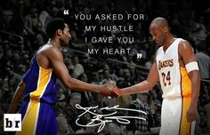 Kobe Bryant announced retirement