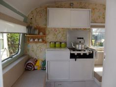 Small vintage, retro, classic Euro-Camper caravan ideal for small car or VW