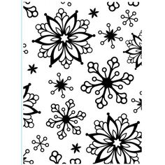Darice® Embossing Folder - Assorted Snowflakes - x scrapbooking, card making, greeting cards, invitations and Scrapbooking, Scrapbook Supplies, Scrapbook Pages, Online Craft Store, Craft Stores, Poinsettia, Paper Cutting Machine, Sewing Crafts, Diy Crafts