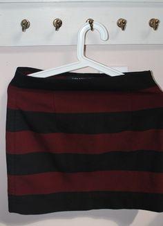 Kup mój przedmiot na #vintedpl http://www.vinted.pl/damska-odziez/spodnice/9816973-spodnica-mini-w-paski-zara