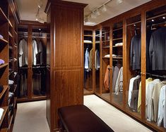 Men's Wardrobe Design, Pictures, Remodel, Decor and Ideas