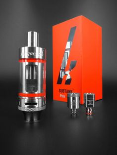 Kanger Subtank Plus- save 10% when you order online or in-store by 4/14/15! www.nevadavapor.com The Kanger Subtank Plus allows you to effortlessly change between the pre-built subohm coils and an RBA base to build your own coils on.