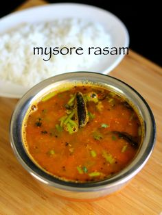 mysore rasam recipe   south indian rasam recipe with coconut - http://hebbarskitchen.com/mysore-rasam-recipe-south-indian-rasam/