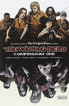 Introducing the first eight volumes of the fan-favorite New York Times Best Seller series collected into one massive paperback collection! Collects The Walking Dead #1-48. This is the perfect collec...
