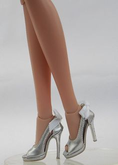 """Golden Fashion Sexy Doll 16"""" Tonner Antoinette Shoes Pumps Sandals (78-NS-4 #DollswithClothingAccessories"""