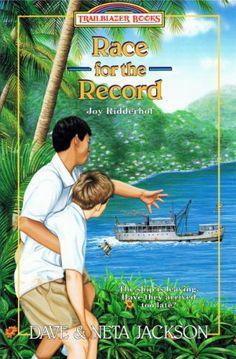 Race for the Record (Trailblazer Books) by Dave Jackson, http://www.amazon.com/dp/B0071FFW5K/ref=cm_sw_r_pi_dp_eotJtb0VKZ7BB