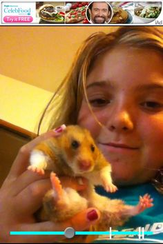 My hamster R.I.P Rebel