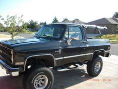 K5 Blazer Soft Top   chaser0517 1984 Chevrolet Blazer 12778463