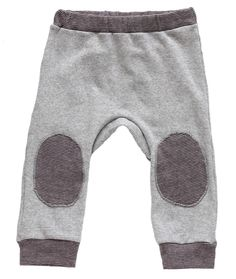 Boys Basics - Baby Leggings - Grey - Babies - Shop