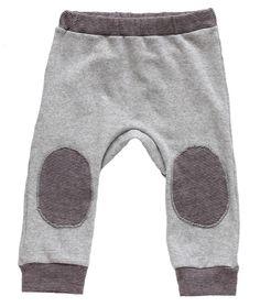 Boys Basics - Baby Leggings - Grey - Babies - Shop