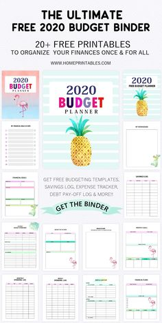 Free Printable Budget Binder for Save More! : Free Printable Budget Binder for Save More! Money Planner, Financial Planner, Budgeting Money, Planner Ideas, Happy Planner, Budgeting System, Financial Organization, Financial Peace, Planner Layout