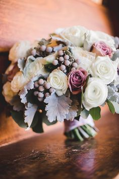 We love the soft lavender purple and ivory touches in this bouquet. The berries were an incredible addition to make it unique! | Villa Siena | Poppyseed Photography | #Villasiena #weddingvenue #gilbertarizona #arizonaweddings #arizonaweddingvenue #bridalbouquet #purple #lavender #ivory Boutonnieres, Bridal Bouquets, Siena, Dream Garden, Garden Plants, Cake Toppers, Wedding Venues, Berries, Lavender