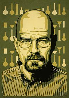 Walt ~ Breaking Bad by UCArts