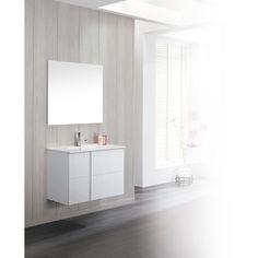 Dawn Onix Vanity Set Onix-3201: 1 Sink top
