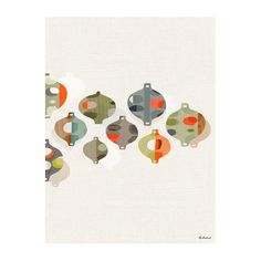 Found it at AllModern - 'Seismic' by Linda Ketelhut Painting Print on Wrapped Canvas